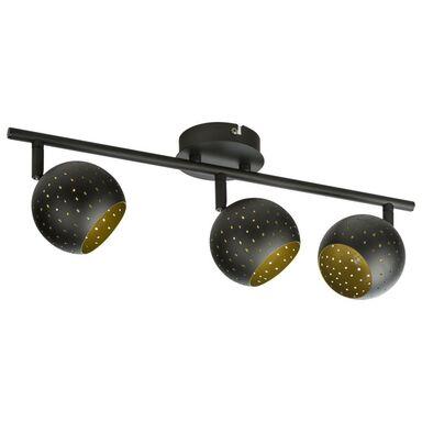 Listwa reflektorowa YDRO czarno-złota G9 INSPIRE