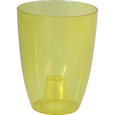 Osłonka plastikowa 13 cm żółta STORCZYK FORM-PLASTIC