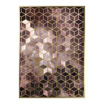 Obraz CUBES 50 x 70 cm