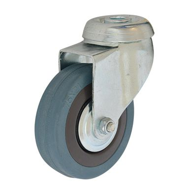 Zestaw jezdny z kołem 50 MM/40 KG STAHL