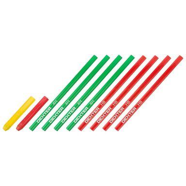 Ołówek stolarski 10 szt. DEXTER