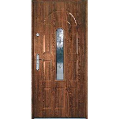 Drzwi wejściowe JAMAJKA 90 Prawe S-DOOR