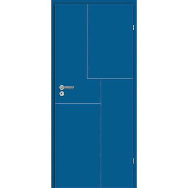Skrzydło drzwiowe pełne Tela Niebieskie 70 Prawe Classen