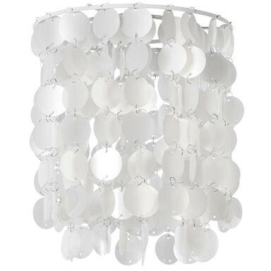 Abażur LEZO 25 x 29 cm PVC biały E27 INSPIRE