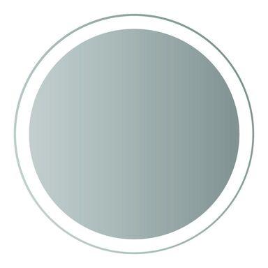 Lustro z wbudowanym oświetleniem OMEGA 60 X 60 DUBIEL VITRUM