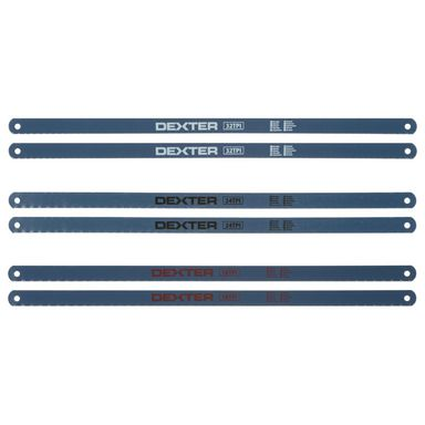 Brzeszczot do metalu 300 mm FA150318 6 szt. DEXTER