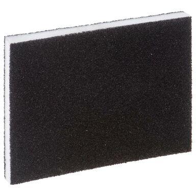 Podkładka do szlifowania P60 DWUSTRONNA 125 x 100 mm DEXTER