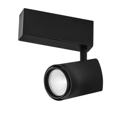 Reflektorek MAGNETIC SUN3 czarny LED LIGHT PRESTIGE