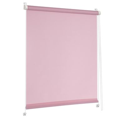 Roleta okienna Mini różowa 83 x 220 cm Inspire
