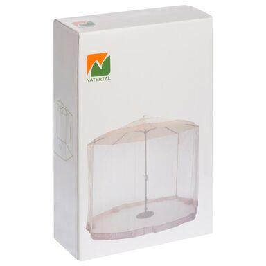 Moskitiera na parasol ogrodowy 300X250CM