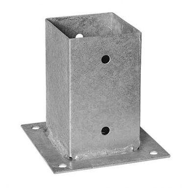 Podstawa słupa metalowa 7 x 7 cm PSP70 DOMAX