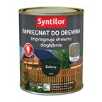 Impregnat do drewna 0.7 l Zielony SYNTILOR