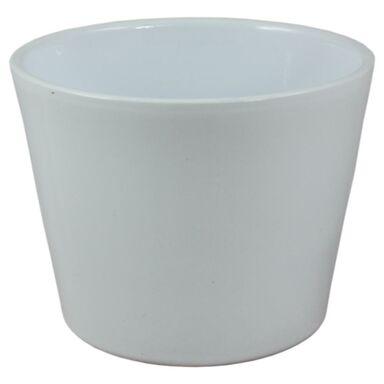 Osłonka ceramiczna 13 cm biała 44013/007