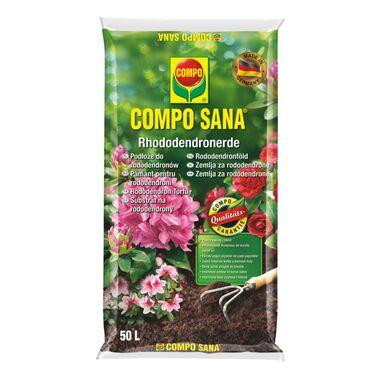 Podłoże do rododendronów, azalii i roślin kwasolubnych 50 l COMPO SANA
