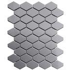 Mozaika Flake Grey Glossy 27.9 x 33.8 Artens