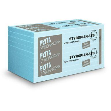 Styropian fundamentowy frezowany HYDROSTYROMAX 50 STB