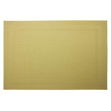 Podkładka na stół Pad prostokątna 43 x 28 cm limonka