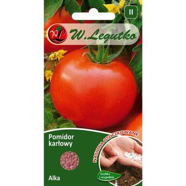 Pomidor gruntowy karłowy ALKA W. LEGUTKO