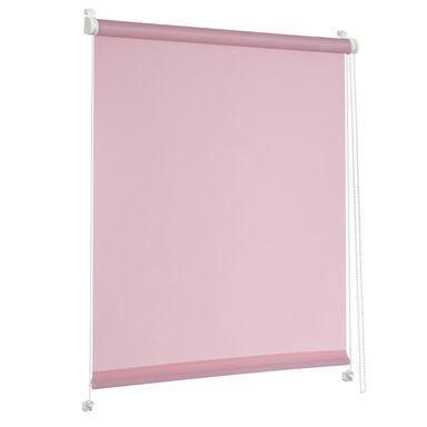 Roleta okienna MINI różowa 37 x 160 cm INSPIRE