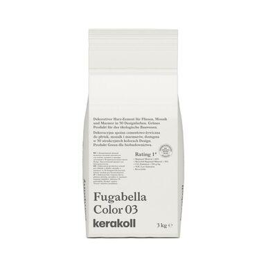 Fuga FUGABELLA COLOR 03 3 kg KERAKOLL