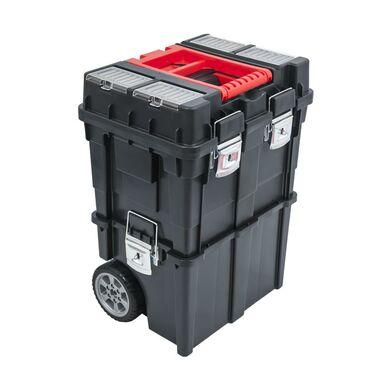 Skrzynka narzędziowa na kołach Wheelbox Logic HD 45 x 35 x 64.5 cm Patrol