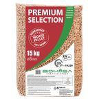 Pellet PREMIUM 15 kg BIOMASA PARTNER GROUP