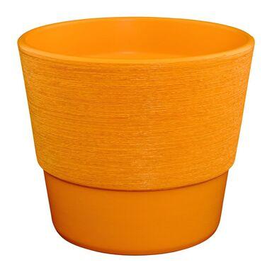 Doniczka ceramiczna 32 cm pomarańczowa 50032/13 CERMAX