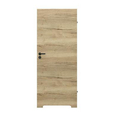 Skrzydło drzwiowe z podcięciem wentylacyjnym Resist 7.1 Dąb Halifax 60 Prawe Porta