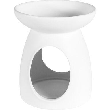Kominek ceramiczny Creations wys. 11.4 cm biały