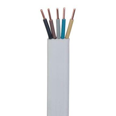 Przewód elektroenergetyczny YDYp 450 / 750V 5 X 2,5 50 m ELBIS PISZ