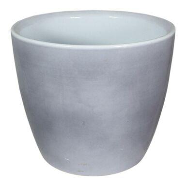 Osłonka ceramiczna 21 cm szara 30121/150 CERMAX