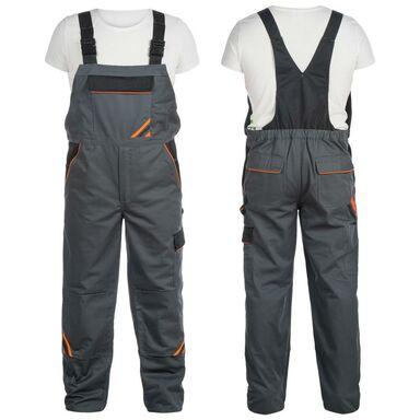 Spodnie robocze ogrodniczki PRO 84006251 rozm. S BHP-EXPERT
