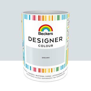 Farba wewnętrzna Designer Colour 5 l Dreams Beckers