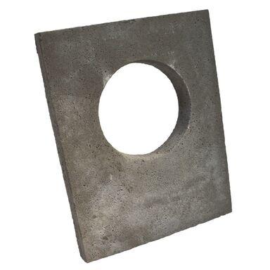 Płyta betonowa KOMINOWO-WENTYLACYJNA 59 x 46 x 24 cm KOM-DYM