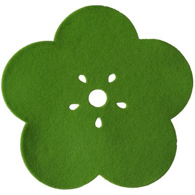 Dywan SALSA zielony 50 x 50 cm wys. runa 3 mm MULTI-DECOR
