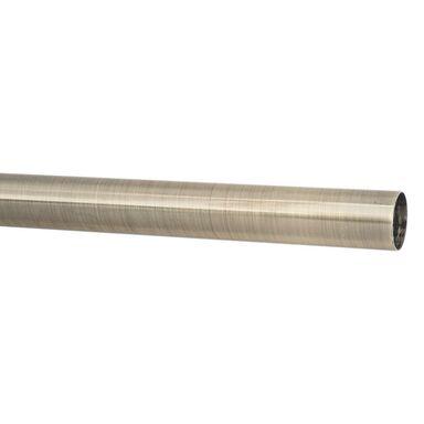 Drążek do karnisza 150 cm antyczne złoto 28 mm metalowy INSPIRE