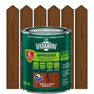 Impregnat do drewna POWŁOKOTWÓRCZY 0.7 l Palisander królewski VIDARON