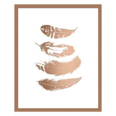 Obraz PLUMES 27 x 33 cm