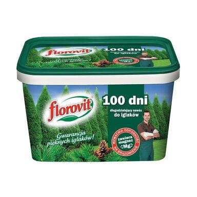 Nawóz do iglaków 100 DNI 4 kg FLOROVIT