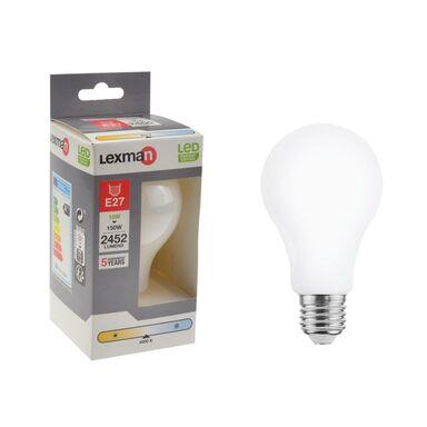 Żarówka LED E27 16 W = 150 W 2452 lm Neutralna LEXMAN