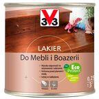 Lakier DO MEBLI I BOAZERII 0.25 l Bezbarwny Satyna V33