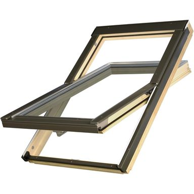Okno dachowe ERW, 2-szybowe, 78 x 140 cm