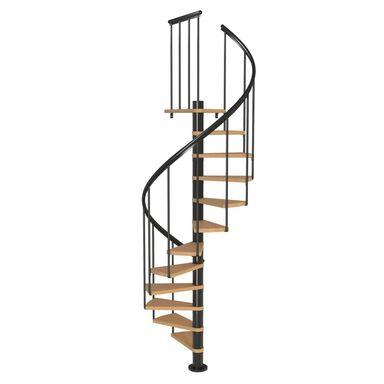 Schody spiralne MONTREAL Classic 2 Buk lity 120 cm DOLLE