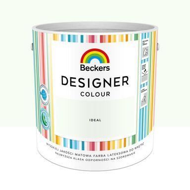 Farba wewnętrzna Designer Colour 2.5 l Ideal Beckers
