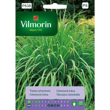 Trawa cytrynowa nasiona tradycyjne 0.5 g VILMORIN