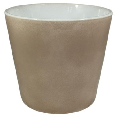 Osłonka ceramiczna 28 cm brązowa 44028/151 CERMAX