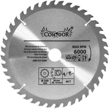 Tarcza do drewna CON-TCT-2504 CONDOR