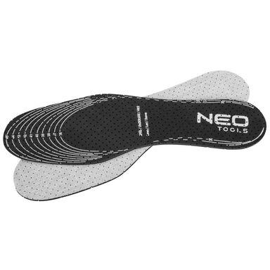 Wkładka do butów z węglem aktywnym - rozmiar uniwersalny - do docięcia 82-302 NEO