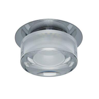 Oprawa stropowa oczko DOWNLIGHT 8 cm chrom LED PREZENT