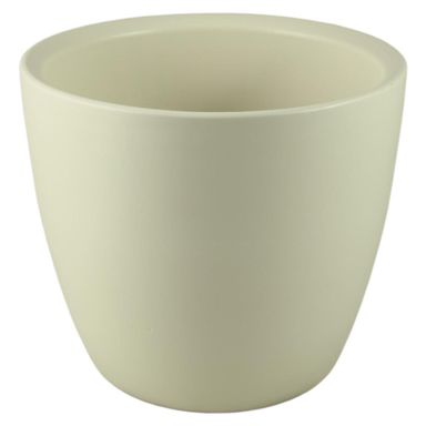 Osłonka ceramiczna 30 cm kremowa 30130/023 CERMAX